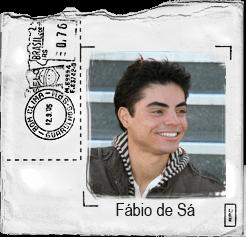 Biographie de Fábio de Sá - designer et artiste peintre