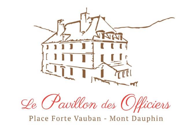 logo pavillon des officiers