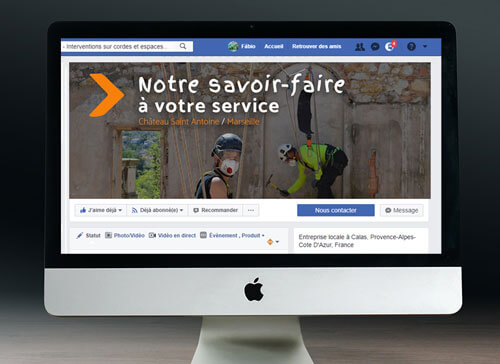 Bannière page facebook ATX par Fabio de Sa
