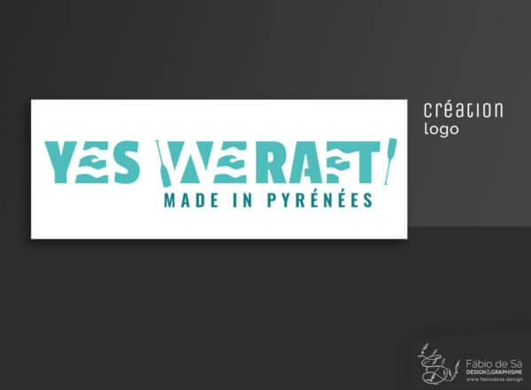 logo yes we raft